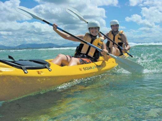 CBK Kayak 2 Pax